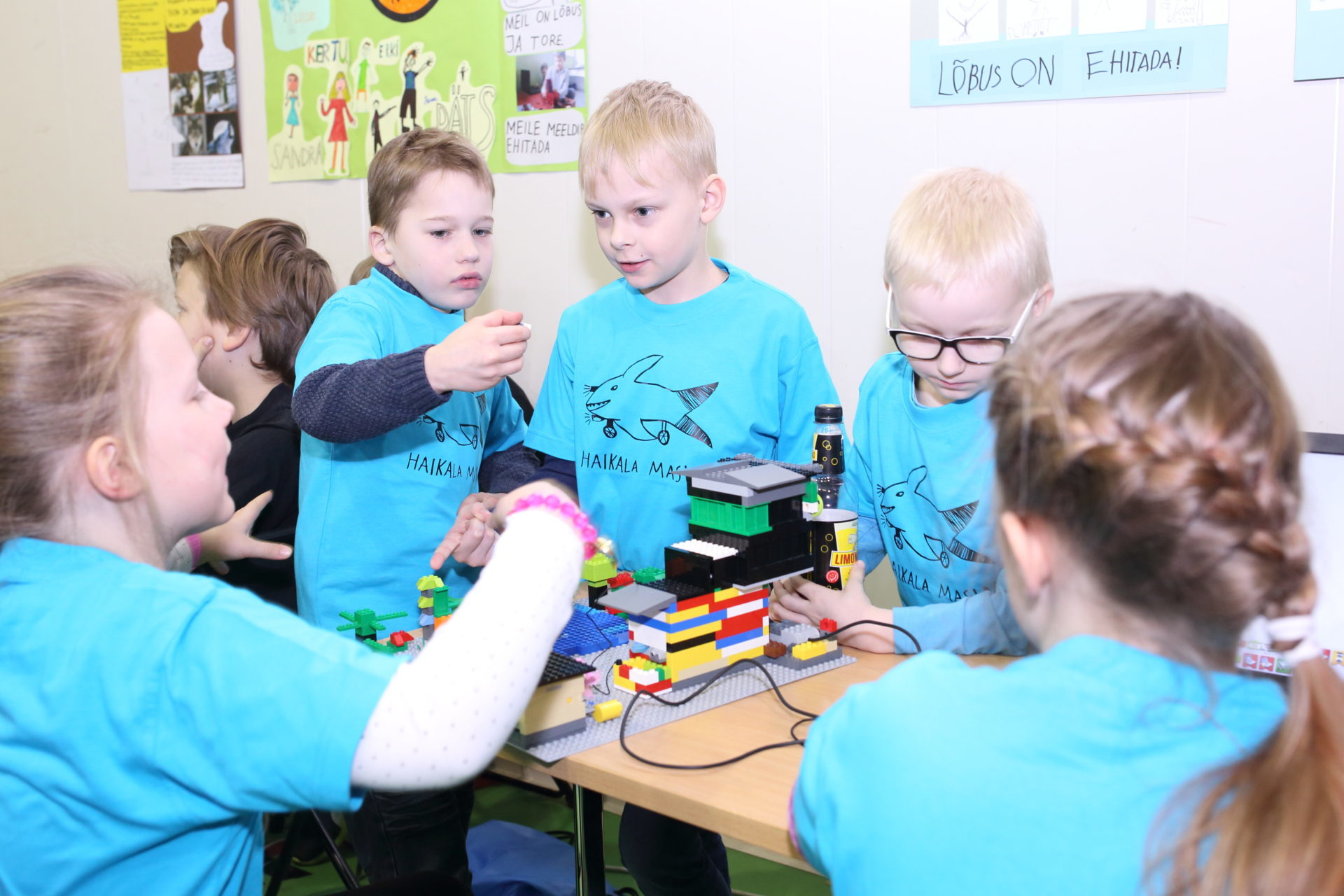 FIRST LEGO League Discover